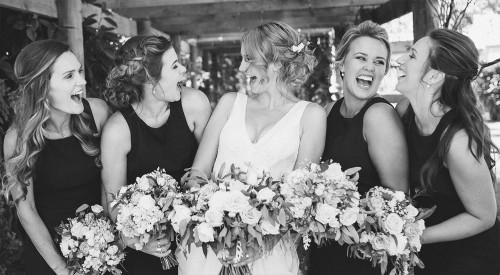 Blenheim Bridesmaids