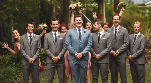 Nelson Bridal Party
