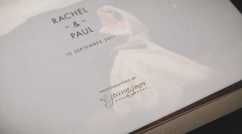 Queensberry Wedding Album - Blenheim