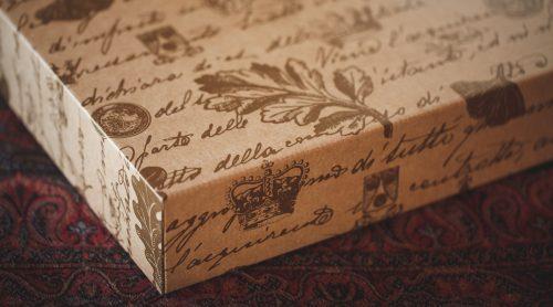 Queensberry Hand Made Wedding Album