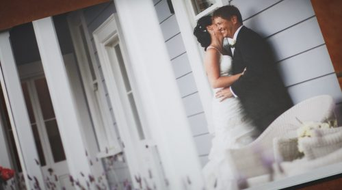 Queensberry Wedding Album Detail