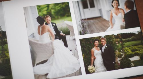 Queensberry Wedding Album Blenheim