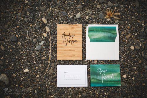 Vanilla Hayes - Blenheim Styled Shoot Stationery