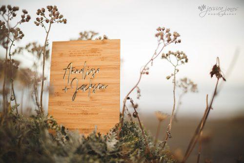 Vanilla Hayes - Wedding Invitation - Blenheim Styled Shoot