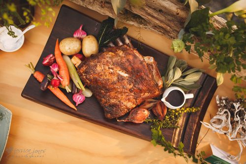 Feast Merchants - Blenheim Styled Shoot
