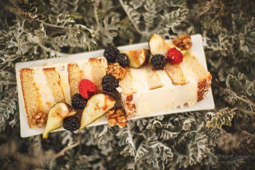 Blenheim Wedding Cake - Sweet Creations