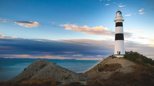 Cape Campbell Lighthouse Portraits