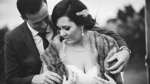 Blenheim Wedding Couple