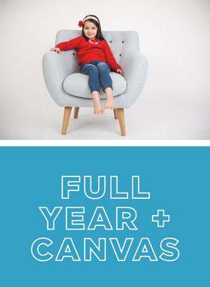 Full Year + Canvas